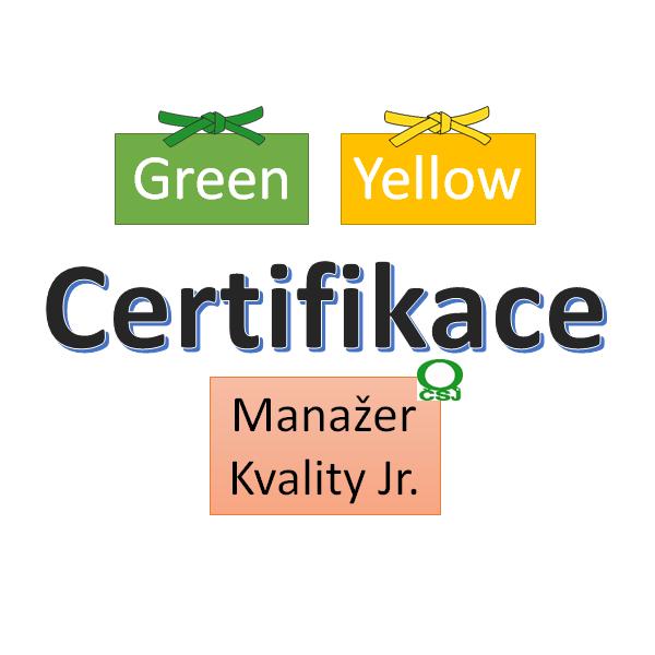 Certifikace - další důkaz že jsi nejlepší!